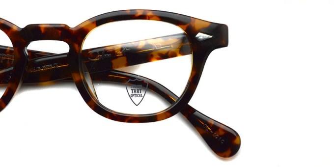 JULIUS TART OPTICAL / AR (ARNEL) / bridge : 24mm / Tortoise / ¥37,000+tax