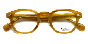 MOSCOT / LEMTOSH w/ METAL NOSE PADS / BLONDE / ¥31,000+tax
