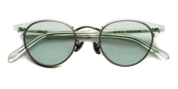 A.D.S.R. / MUTE / 05 Clear Green/Antique Silver / ¥20,000+tax