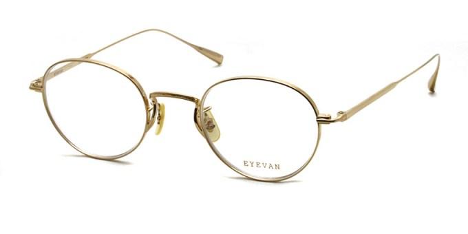 EYEVAN / ATLAS / Gold / ¥31,000+tax