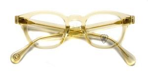 JULIUS TART OPTICAL / AR GOLD / Champagne / Bridge : 22mm / ¥39,000+tax