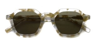 A.D.S.R. / WELCH04 / Havana Clear Gray - Lt.Gray Lenses / ¥18,000+tax