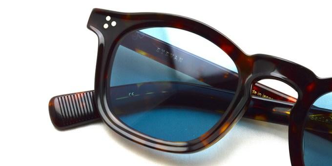 EYEVAN / SADLER Sun / TORT - Blue / ¥32,000+tax