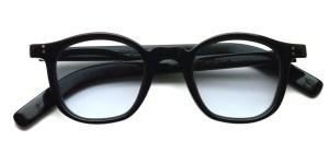 guepard / gp-01 / noir / Light Blue Flat Lenses / ¥27,000+tax