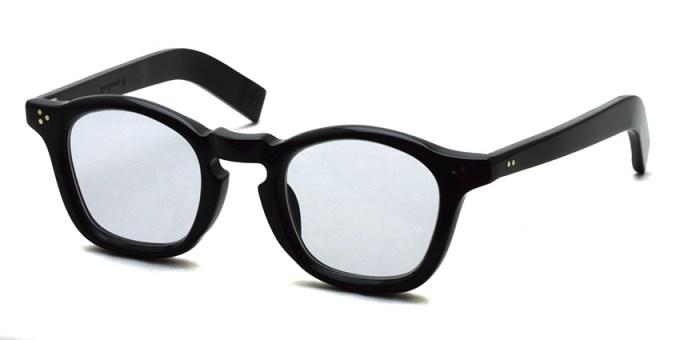 guepard / gp-05 / noir / Light Blue Flat Lenses / ¥27,000+tax