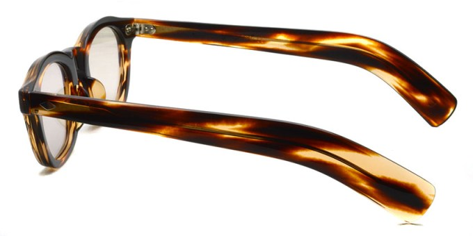 guepard / gp-12 / havana / Light Brown Flat Lenses / ¥27,000+tax