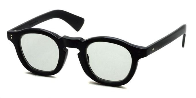 guepard / gp-13 / noir / Light Green Flat Lenses / ¥27,000+tax