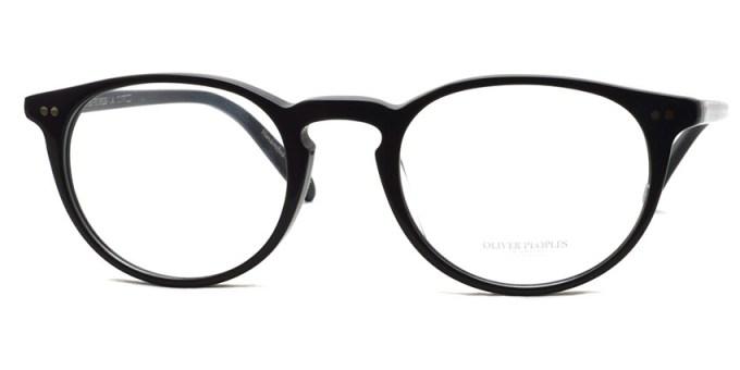 OLIVER PEOPLES / RILEY-R -OV5004 - / 1005 BLACK / ¥29,000 +tax