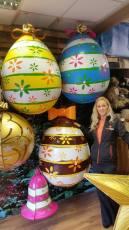 3D Easter Eggs range 1