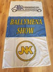 Ballymena show flags 1