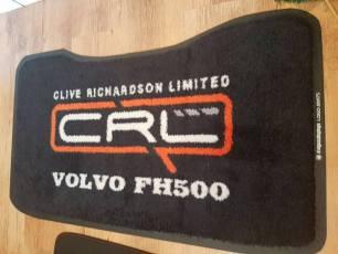 CRL lorry mat 1