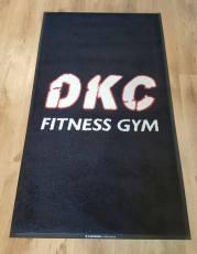 DKC logo mat 1