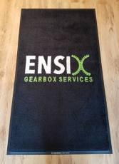 Ensix logo mat 2