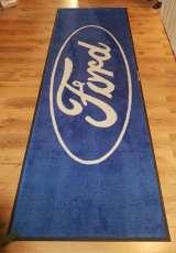 Ford logo mat 1