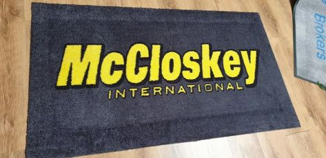 McCloskey mat 2
