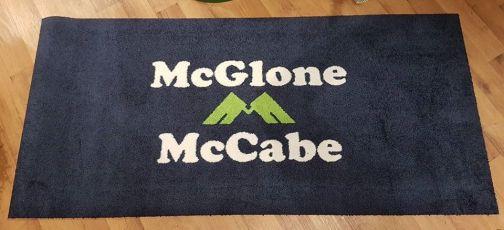 McGlone McCabe logo mat 1