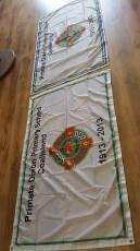 Primate Dixon school flag 3