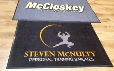 Steven McNulty PT logo mat 1