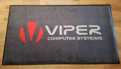Viper logo mat 1