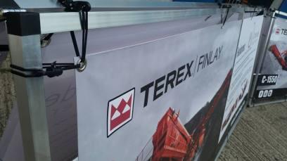 Terex Finlay Banner A-Frame 3