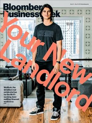 Titelbild Bloomberg Business Week