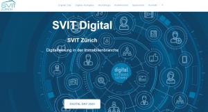 SVIT Zürich als digitaler Vorreiter