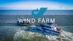 Bateaux de servitude pour les parcs éoliens - Propulsion hydrojet HamiltonJet