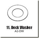 deck washer