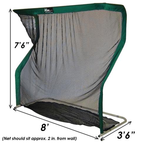 multi sport ball returning net