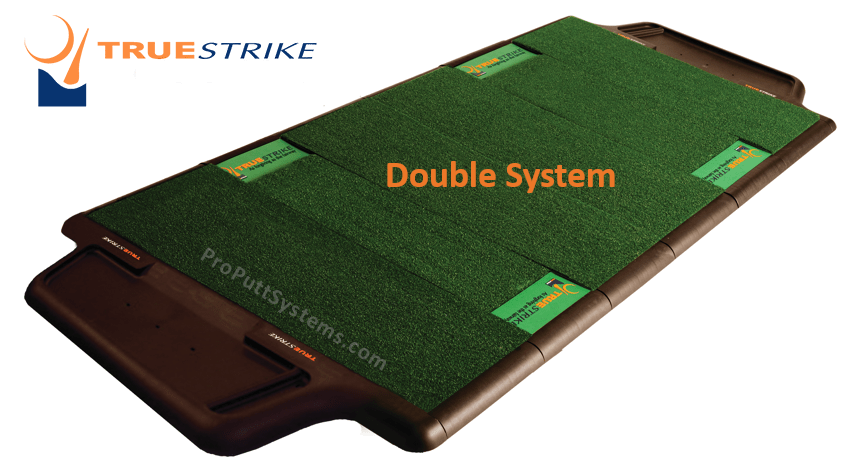 Double Sided Golf Mat