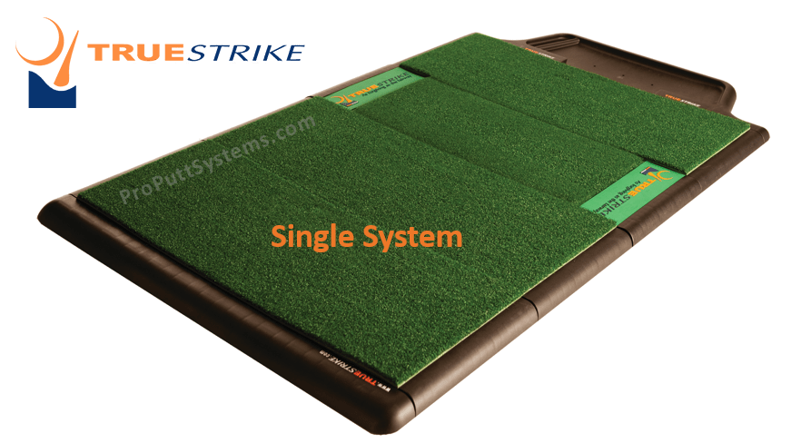 Single Golf Mat