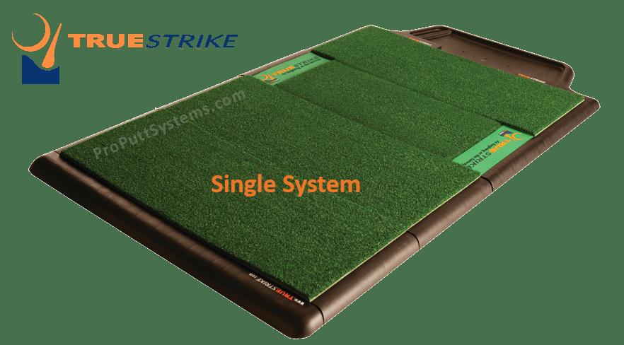 Single Golf Mat
