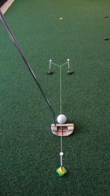 Alignment Putting Drills