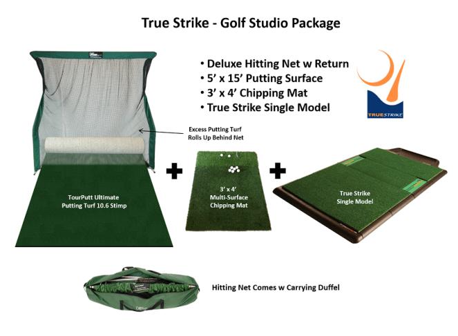 True Strike Golf Studio