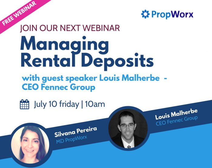 Managing Rental Deposits - Exclusive Property Management webinars