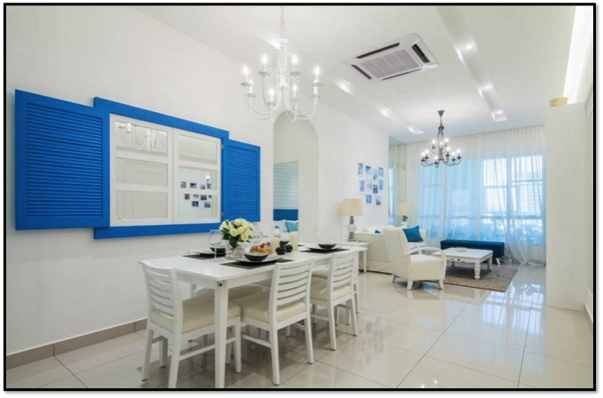 I Santorini Tanjung Pinang Penang By Ideal Developer