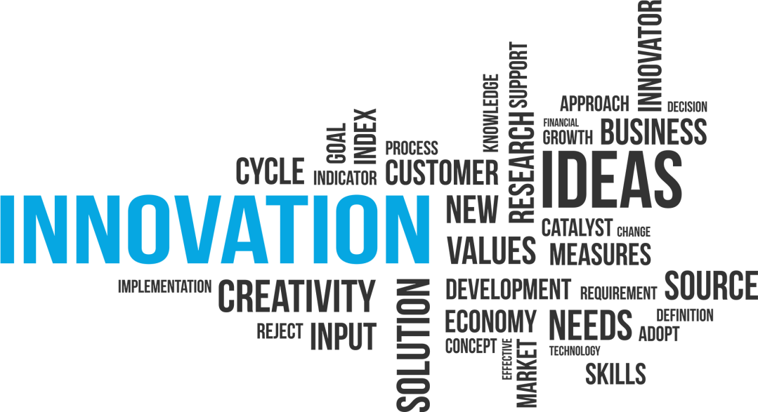 Innovation marketing analytics word cloud prorelevant