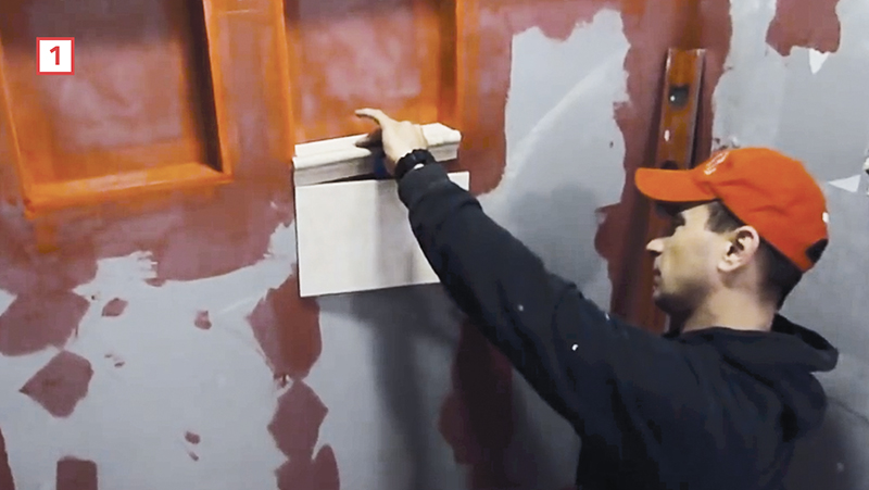 installing shower wall tile correctly