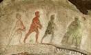 Adoration of the Magi - Catacombs of Priscilla