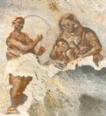 Virgin and Prophet - Catacombs of Priscilla
