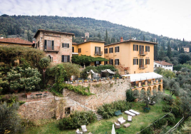 Our Villa in Florence