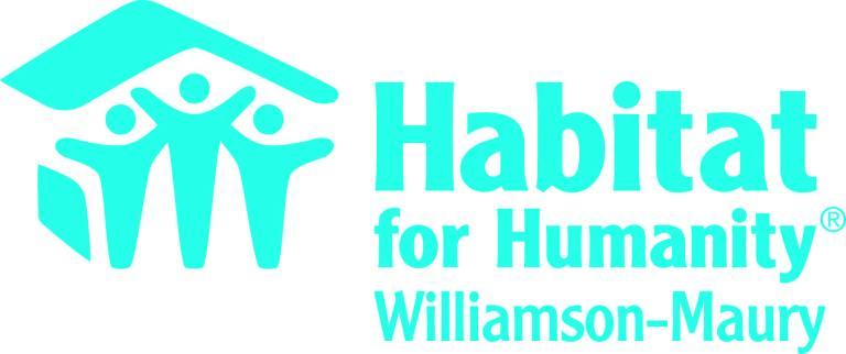 habitat for humanity williamson maury county logo