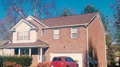 Spring Hill Roof Replacement
