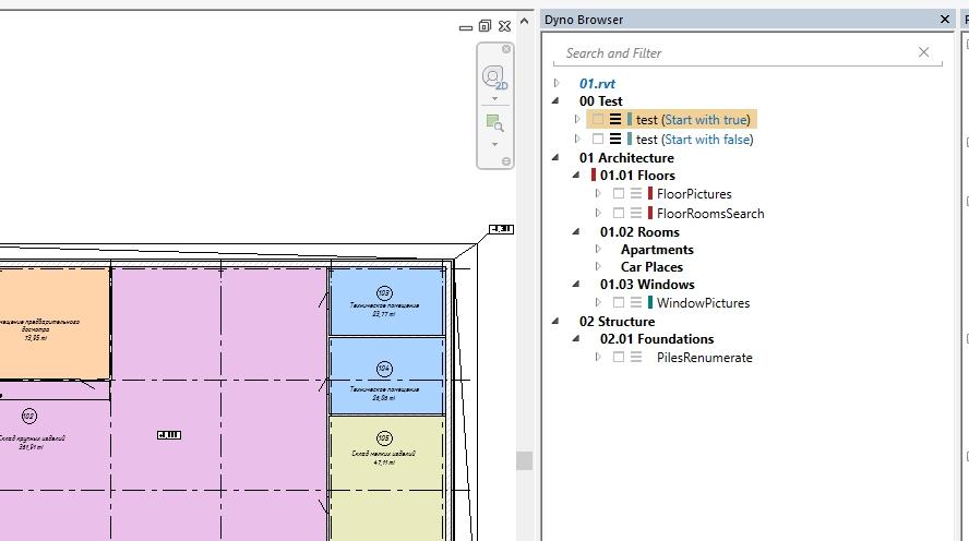 Dyno – PRORUBIM - BIM технологии, внедрение, моделирование