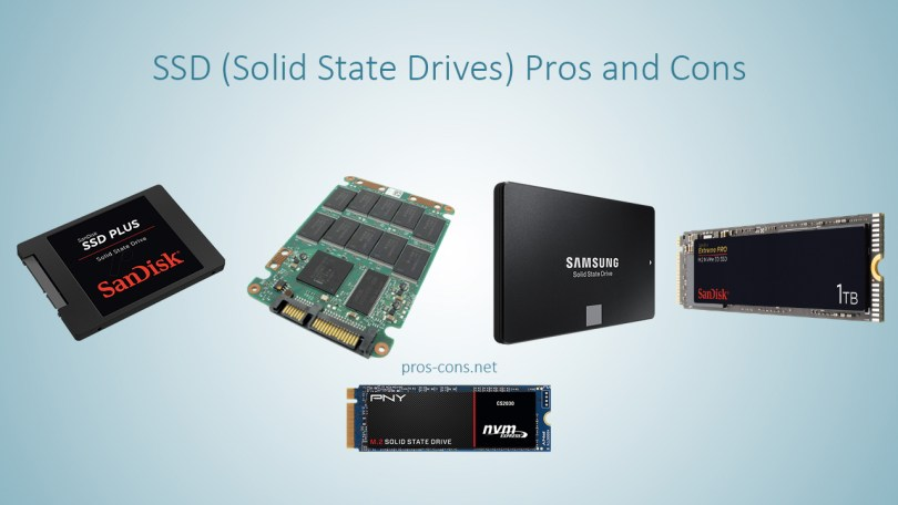SSD Pros and Cons