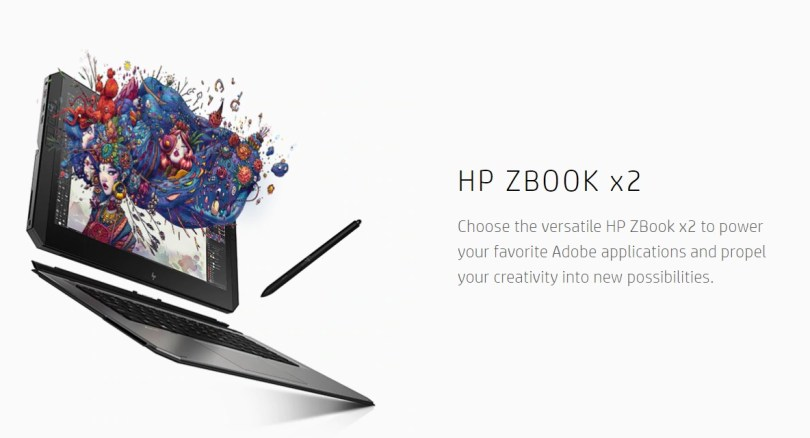 HP Zbook X2 Detachable Workstation Pros and Cons