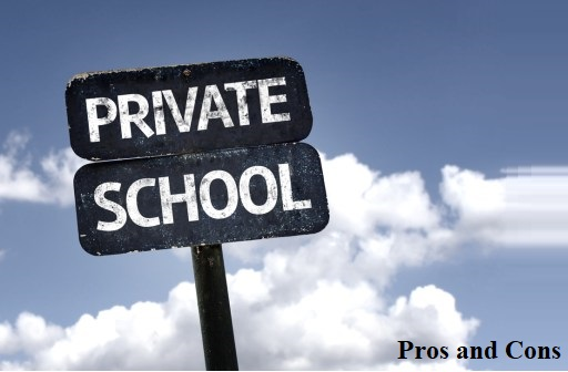 pros and cons of private schools