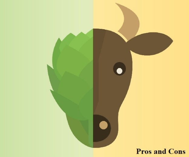 veganism pros and cons