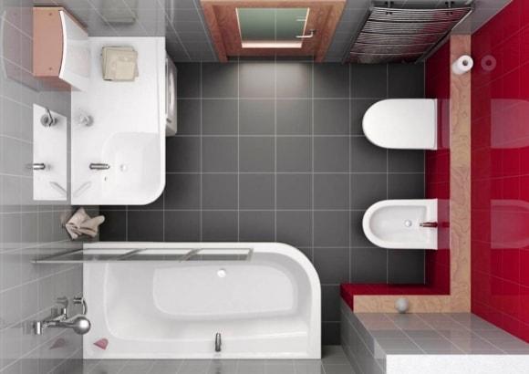 маленькая ванная комната 3 кв метра дизайн фото с душевой кабиной 1