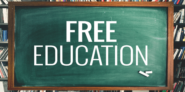 Free Education For EVERYONE